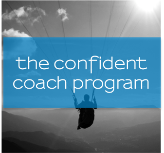 The Confident Coach Program